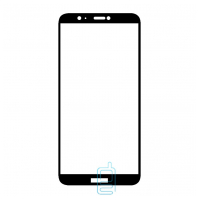 Защитное стекло Full Glue Huawei P Smart, Enjoy 7s black тех.пакет