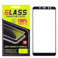 Защитное стекло Full Glue Xiaomi Redmi Note 5 Pro black Glass