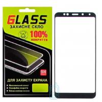 Защитное стекло Full Glue Xiaomi Redmi 5 Plus black Glass