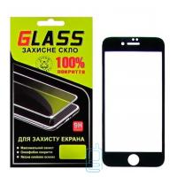 Защитное стекло Full Glue Apple iPhone 7, iPhone 8 black Glass