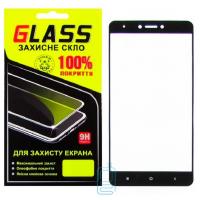 Защитное стекло Full Glue Xiaomi Redmi Note 4x black Glass