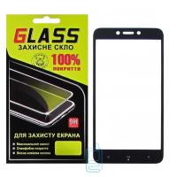 Защитное стекло Full Glue Xiaomi Redmi 4x, Redmi GO black Glass