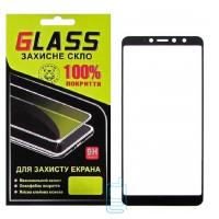 Защитное стекло Full Glue Huawei Honor Play black Glass