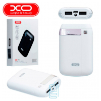 Power Bank XO PB56 8000 mAh белый