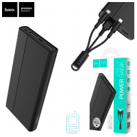 Power Bank Hoco J33 Cool Freedom 10000 mAh Original черный
