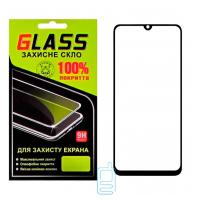 Защитное стекло Full Glue Samsung A40 2019 A405 black Glass
