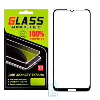 Защитное стекло Full Glue Huawei Y7 2019, Y7 Pro 2019 black Glass