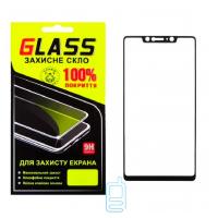 Защитное стекло Full Glue Xiaomi Mi 8 SE black Glass