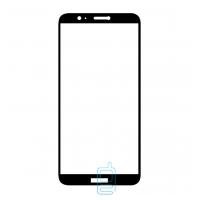Защитное стекло 5D Huawei P Smart, Enjoy 7s black тех.пакет