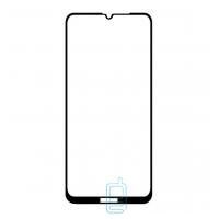 Защитное стекло 6D Huawei Y7 2019, Y7 Pro 2019 black тех.пакет