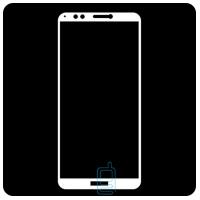 Защитное стекло 5D Huawei Y9 2018, Enjoy 8 Plus white тех.пакет