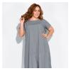 Платье в полоску 120PDS8525