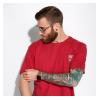 Стильная футболка 148P114-4
