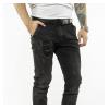 Модные мужские джинсы 166P8964