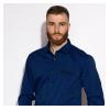Рубашка мужская в клетку 120PAR379-3