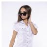 Рубашка женская однотонная  118P368