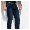 Стильные джинсы прямого покроя 120PAZYE1734