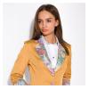 Женский пиджак приталенного покроя 150P008