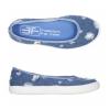 Слипоны синие PRIMA LB 4LB-P/1 3F 30-35 (Пара)