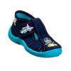 Тапочки текстильные темно-синие ZABKA 2B5/10 3F 20-25 (Пара)