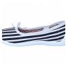 Тапочки текстильные синяя полоска Аня 03 TOBI 27-32 (Пара)