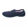 Тапочки текстильные темно-синие Лев Саша 01 TOBI 25-30 (Пара)