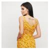 Платье Моана, горчичный