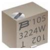 Резистор 3224W-1-100E