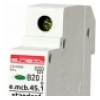Автоматический выключатель e.mcb.stand.45.1.B20