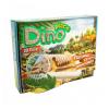 """Кинетический песок """"Dino place"""" в коробке   STRATEG"""