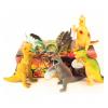 Животные динозавры в пакете тянучка