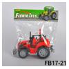 Трактор в пакете