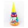 Пирамида конус маленькая   M- toys