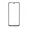Защитное стекло Full Glue Xiaomi Mi A3 black тех.пакет