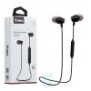 Bluetooth наушники с микрофоном inkax HP-16 черные