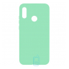 Чехол Silicone Cover Full Huawei Y9 2019 салатовый