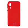 Чехол Silicone Cover Full Samsung A2 Core A260 красный