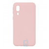 Чехол Silicone Cover Full Samsung A2 Core A260 розовый
