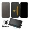 Чехол-книжка Baseus Premium Edge Samsung A40 2019 A405 серый