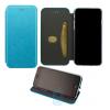 Чехол-книжка Elite Case Realme 5 Pro голубой
