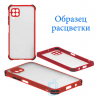 Чехол Armor Frame Apple iPhone 7, iPhone 8 красный