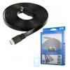 Кабель HDMI-HDMI ″Пластик″ 10m черный