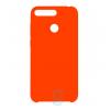 Чехол Silicone Case Original Huawei Honor 7A Pro, 7C, Y6 Prime 2018, Y6 2018 оранжевый (38)