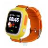 Детские смарт-часы Smart Baby Watch Q90 желтые